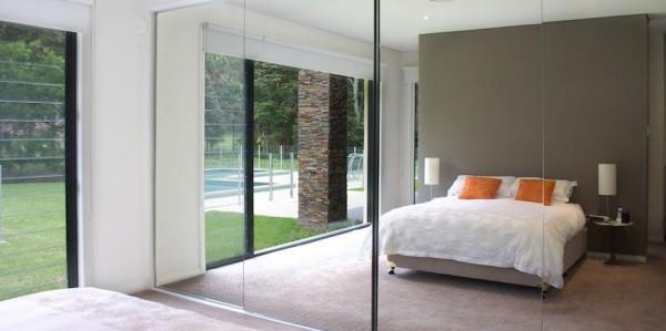 Mirrored Door Wardrobes