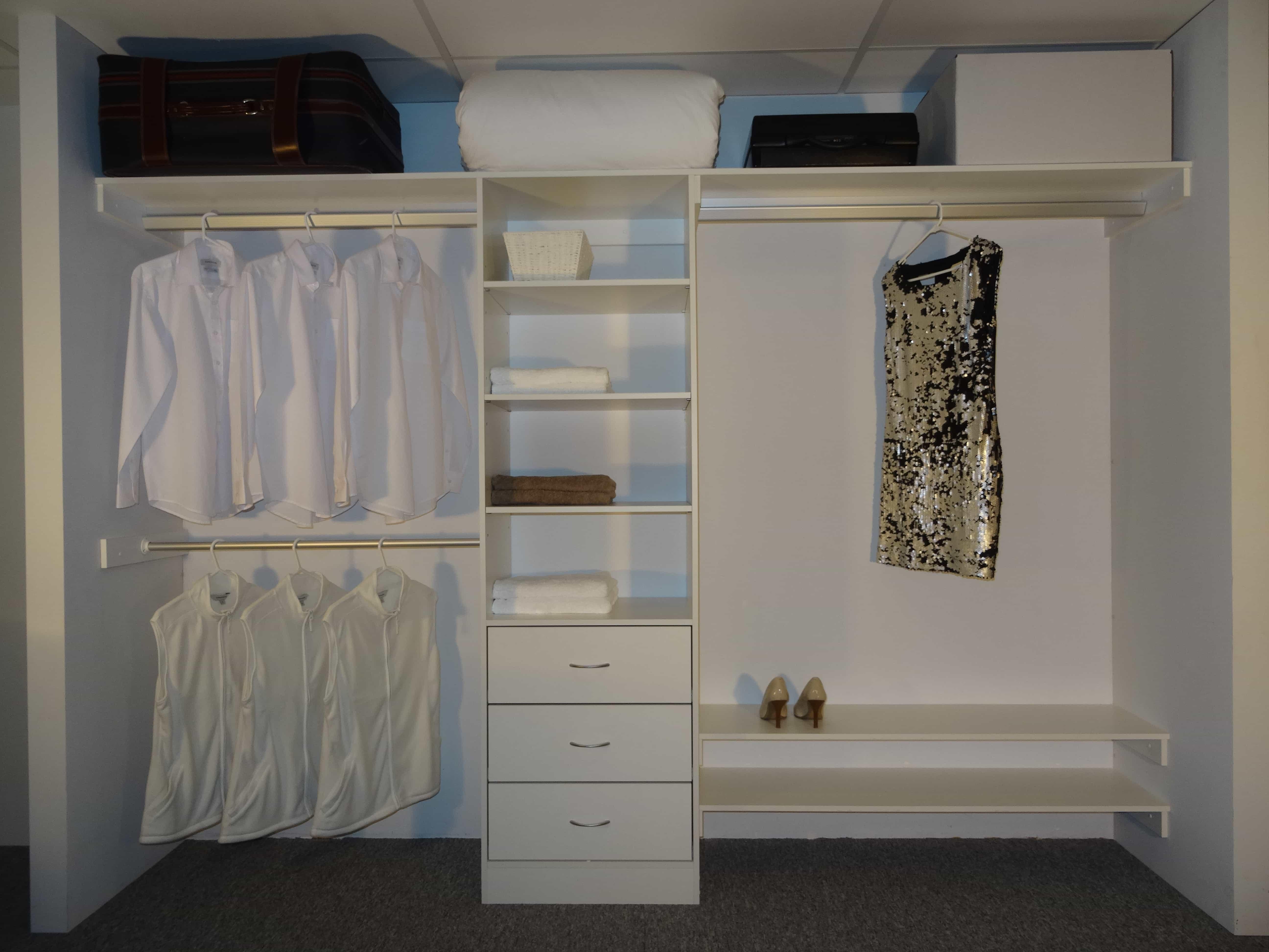 Wardrobe Interior Federation Built In Furniture